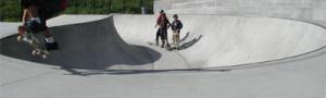 Rodzaje skateparków